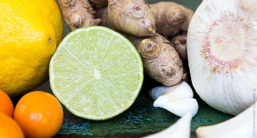 Lebensmittel stärken Immunsystem